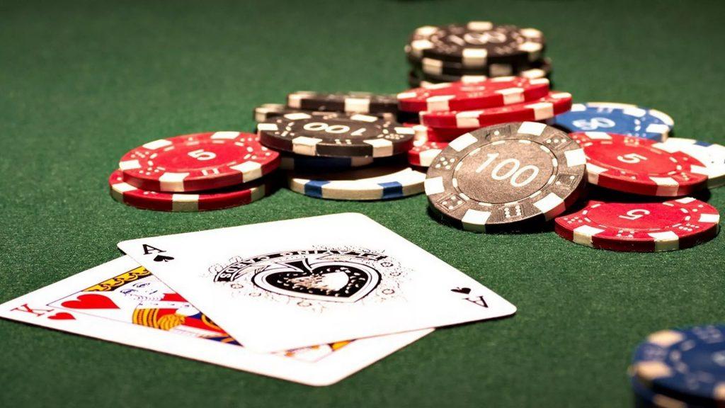 Покер онлайн