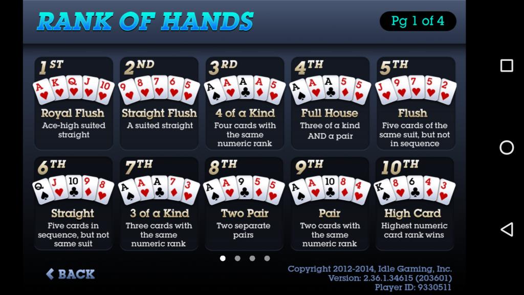 Как возник покер
